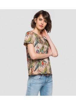 T-shirt Replay W3928