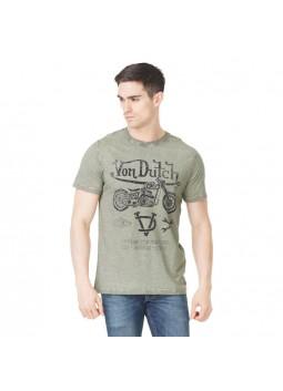 Tshirt biker VON DUTCH