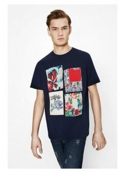 Tshirt Desigual  72T14H1