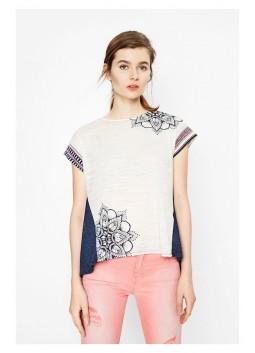 Tshirt Desigual  73T2YA9