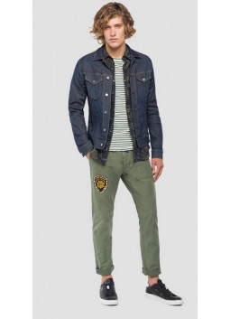 Veste Denim Replay MV842K