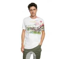 T-shirt Cameron Desigual 21SMTK12