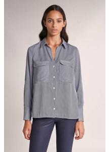 Chemise à rayures Salsa 124028