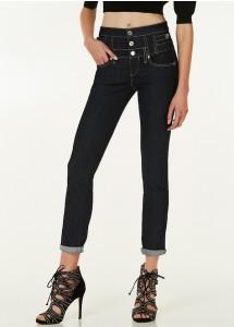 Jean Liu Jo Rampy UXX029D3092 jeans brut