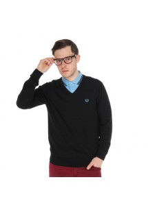 Pull en maille Fred Perry