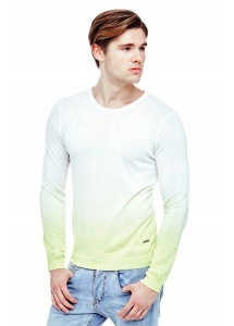 Pull Guess homme M72R55-Z1HH0 bicolor