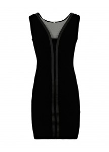 Robe Guess LIA W72K52 K4YL0  noir