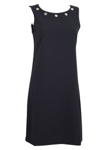 Robe La Fée Maraboutée FA5284 noir