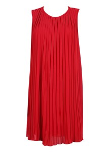 Robe La Fée Maraboutée FA7342 rouge