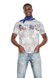 T shirt Desigual 18SMTK44