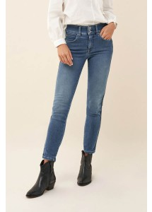 Jean Secret Capri Salsa 123414