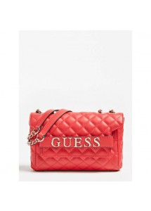 Sac Illy crossbody  rouge Guess HWVG79