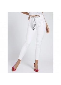 Jean skinny blanc Guess W1GA36