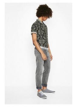 pantalon double ceinture Desigual 72P16B7