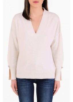 Pull en laine mélangée Liu Jo WF1323
