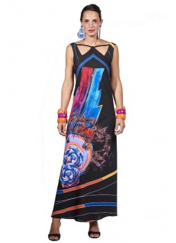 Robe longue Save the Queen