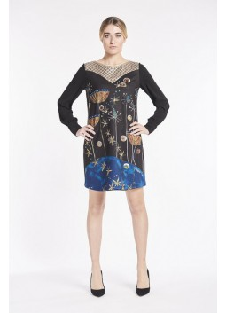 Robe manches longues Save the Queen