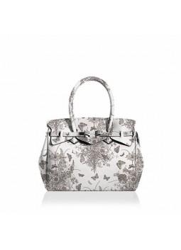 Sac Save my bag Miss Plus garden gris