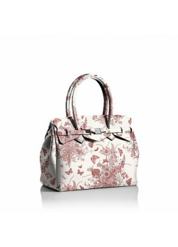 Sac Save my Bag Miss Plus garden Rouge
