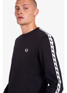 Sweat à manches longues Fred Perry