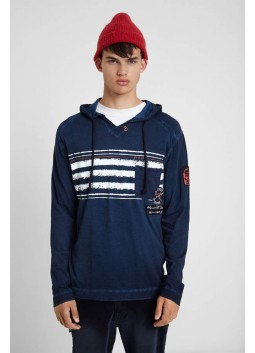 T shirt Emerson Desigual 19WMTK70