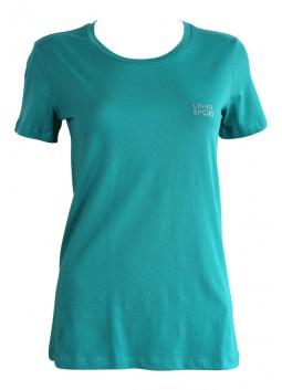 T Shirt Liu Jo T16129J7401 vert