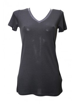 T Shirt Liu Jo W65060J7240 Paprica