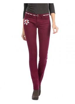 Pantalon Desigual 57P26C4 Bordeaux