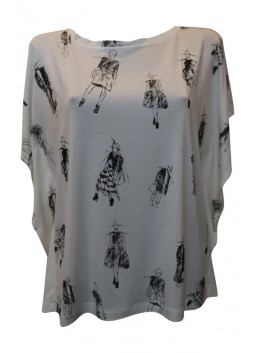 T Shirt La Fée Maraboutée W9225